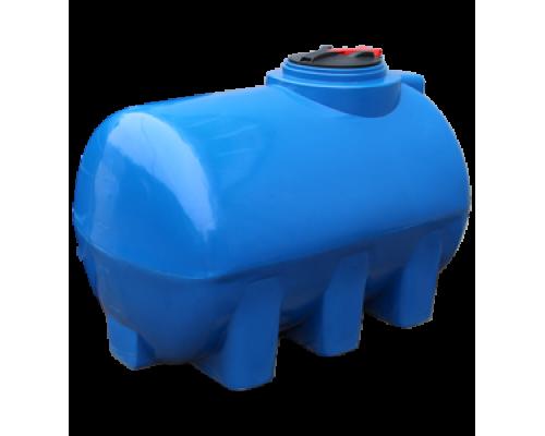 Пластиковая емкость со смещенной крышкой 2000 литров, УСИЛЕННАЯ