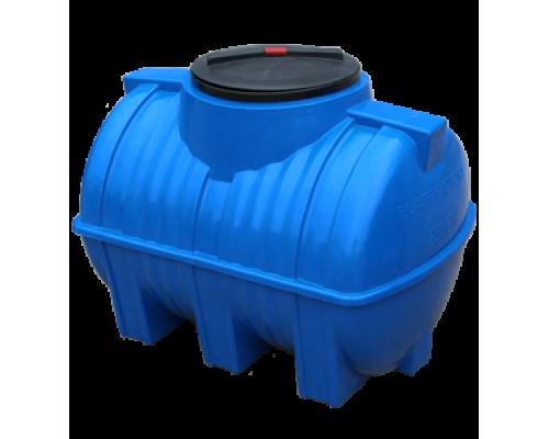 Пластиковая бочка 250 литров (2-x слойная)