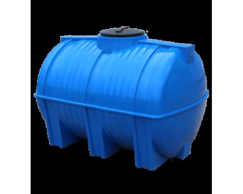 Пластиковая емкость для воды 2000 литров (двухслойная)
