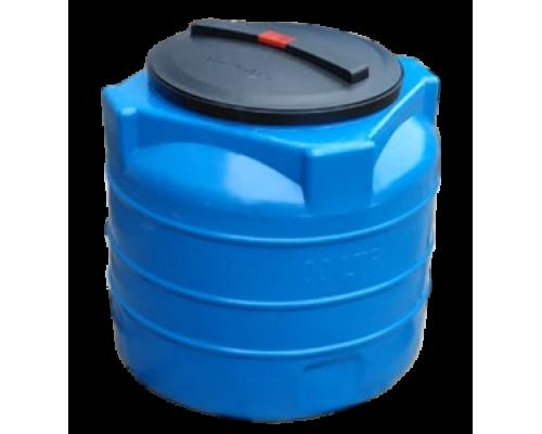 Вертикальная бочка пластиковая 100 литров