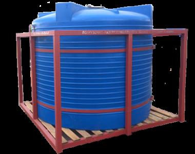 Кассета для перевозки Воды, КАС, Удобрений 1х4500