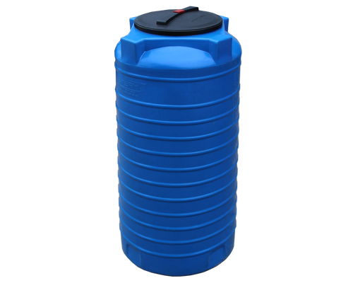 Бочка для воды цилиндрическая 500 литров